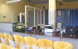 Interior of Welfare Firm, Chalakudy North Branch
