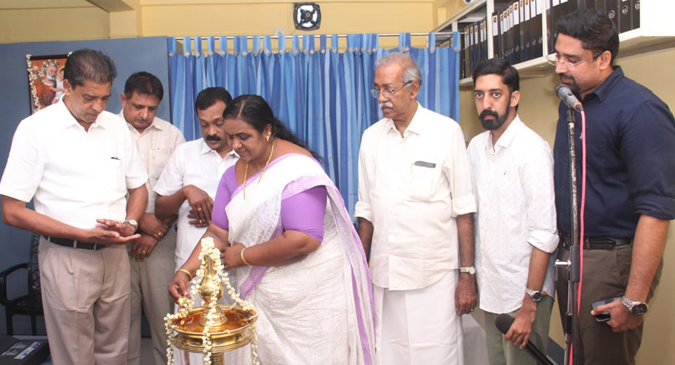 Inauguration of our 4th branch at Chalakudy North by the Chalakudy Municipal Chairperson Smt. Jayanthy Praveenkumar on 27-Nov-2019